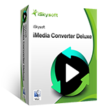 iMedia Converter Deluxe for Mac