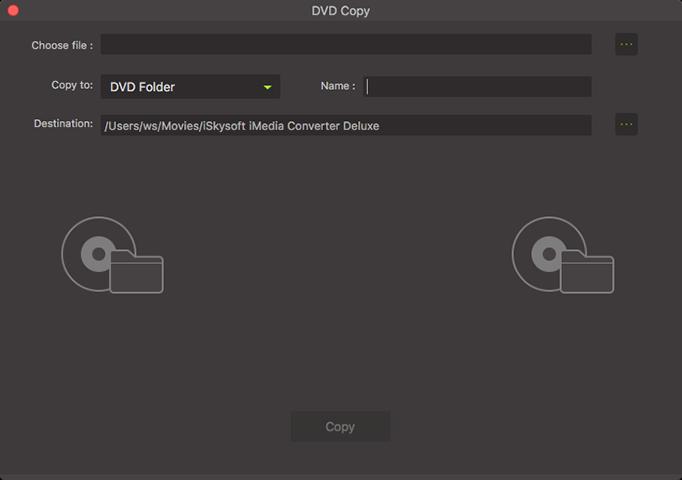 how to copy dvd using UniConverter mac