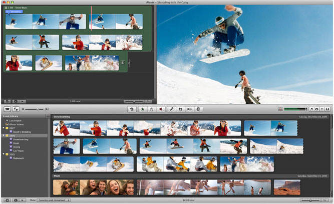 convert flv to imovie mac