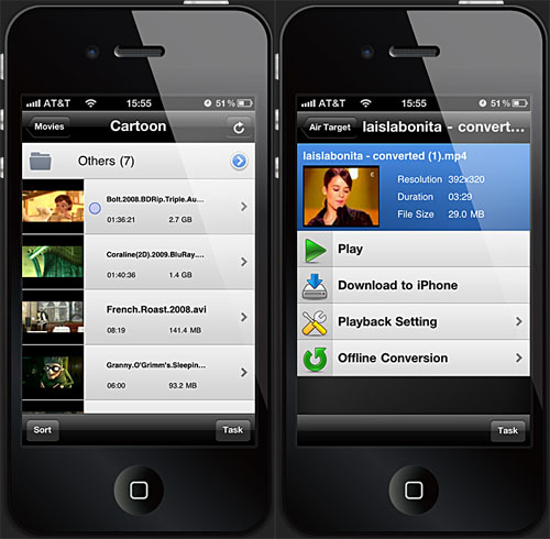 mp4 ios player