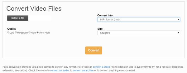 online flv to mkv converter