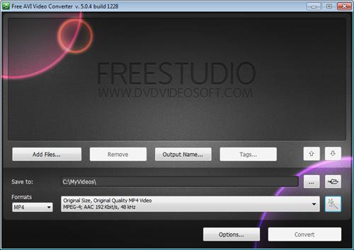 flv to avi converter freeware