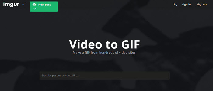 online mp4 to gif converter