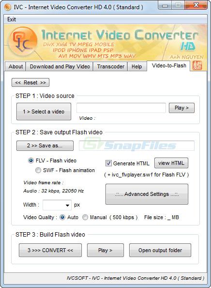 flv converter for mac
