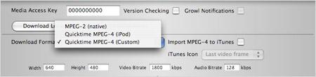 transfer tivo recordings to mac